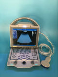 LED de 10,4 pulgadas Obstetricia Abdominal ecógrafo portátil de prueba