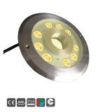IP68 27W для использования вне помещений LED подводный фонтан освещения