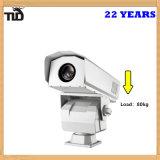 En el exterior de la inclinación de seguridad CCTV Sistema de cámara láser