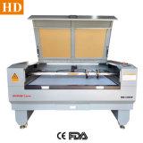 Doppelte Yongli 80W 100W Laser-Ausschnitt-Maschine 1390