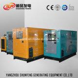 Generatore silenzioso del diesel di energia elettrica di monofase 480kw Cummins di CA