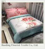 Eco-Friendly 100% algodão Consolador Cobrir Home roupa de têxteis no conjunto