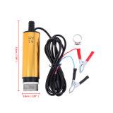 Gold der Auto-elektrisches versenkbares Wasser-Öl-Dieselkraftstoffpumpe-8500r/Min