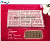 Barra de chocolate para a produção da Fábrica de Chocolate do Molde