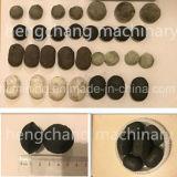 Henan Charbon Le charbon de bois Making Machine avec la norme ISO Certification CE