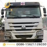 Autocarro con cassone ribaltabile brandnew delle azione HOWO 371HP di migliori prezzi con 12wheels per il servizio dell'Africa
