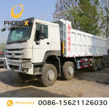 Kipper der bester Preis-nagelneuer Aktien-HOWO 371HP mit 12wheels für Afrika-Markt