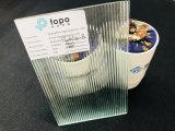 3mm-8mm Flutelite clair-B l'art en verre à motifs pour le mobilier (CP-TP)