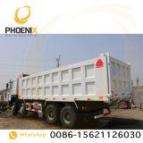 최고 가격 아프리카 시장을%s 12wheels를 가진 아주 새로운 주식 HOWO 371HP 덤프 트럭
