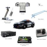 100m ночное видение на высокой скорости IR полицейский автомобиль система IP-камеры систем видеонаблюдения