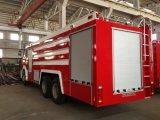 Vrachtwagen die van de Noodsituatie van de Brandbestrijding van Dongfeng 6000L de BosDe Tank van het Water van 6cbm laadt