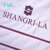 L'assestamento dell'accumulazione dell'albergo di lusso del cotone di Yrf imposta l'hotel all'ingrosso di tela