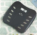 体脂肪のスケールボディFat&WaterのモニターYHF4131