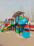Straw House Series Slides Children Kids Outdoor Playground