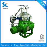 Fuel Oil y separación de aceite marino aceite y agua descarga automática separación centrífuga