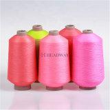 POY DTY FDY Les fabricants de fils de polyester à 100 % des ventes à chaud
