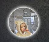3mm 4mm 5mm Rectangle/Round Aluminum Mirror LED Bathroom
