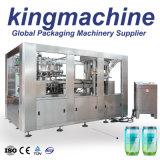 Ouverture facile Pop automatique de l'aluminium pur mousseux minéral Pet peuvent encore l'embouteillage de l'eau de remplissage d'étanchéité de remplissage de plafonnement de l'usine d'emballage de l'équipement de mise en conserve la machine