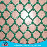 6각형 구멍 다이아몬드 구멍의 Poutry를 위한 플라스틱 편평한 철사 그물 또는 메시