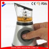 健全な料理油の酢の出版物及び計量カップの台所ガラスビンディスペンサー