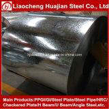 Bobine en acier galvanisée plongée chaude de prix par tonne