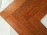 Pavimento de madeira natural de carvalho natural não circulante