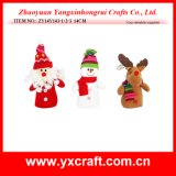 Décoration de Noël (ZY14Y158-1-2-3) Fête de Noël Célébration