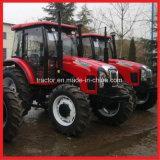 선회된 농장 트랙터, 100HP 농업 트랙터 (FM1004T)