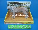 Leopardo plástico suave de los nuevos juguetes (1014605)