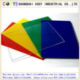 構築および広告のための別のカラープラスチックアクリルのボード