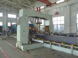 Pôle d'acier galvanisé à transmission électrique