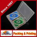 Пластичной карточки PVC напечатанные таможней играя (431001)
