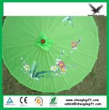 Fördernder kundenspezifischer Firmenzeichen-Druck-Hochzeits-Sonnenschirm-Regenschirm