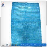 Kundenspezifischer 60*100cm Blau PET Ineinander greifen-Beutel für Verpackungs-Miesmuschel