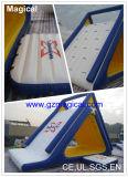 極度で膨脹可能な水スライドの頂上の膨脹可能なスライドの自由落下膨脹可能な水ゲーム膨脹可能なAquapark (MIC-487)