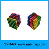 Bille en gros de cube en aimant de néodyme