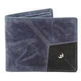 Бумажник кожи способа хорошего качества специального человека Handmade (EU4203)