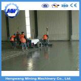 Paseo en el suelo, nivelación de la máquina láser de piso de concreto cemento máquina
