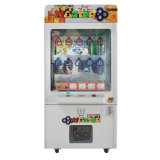 Coin exploité Pusher jouets Don vending machine Arcade Claw Crane