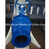 Duktiler Schleuse-Absperrschieber des Eisen-Ggg50 für Wasser