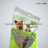こつの穴が付いている袋を包む習慣によって印刷されるプラスチック電話アクセサリ