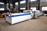 Maquinaria de carpintería de la prensa de la membrana del vacío de la chapa del rinoceronte R-2480