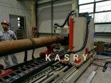 Ligne machine de découpage de pipe Kr-Xy5 d'intersection de plasma de flamme de commande numérique par ordinateur