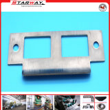 As peças de estamparia de metal revestido de zinco para o clipe de cinto de Metal