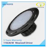 Luz industrial listada de RoHS IP65 200W do Ce com excitador de Meanwell