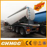 Chhgc 35t 50t 60t 80t ciment en vrac vraquier transporteur CAMION-CITERNE Citerne transporteur semi-remorque pour la vente