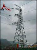Передающая линия подвес силы HDG и башня стали стержня