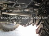 保定の機械装置のGrasperの小型車輪の掘削機