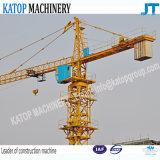 Fait dans la grue à tour de déplacement populaire de l'exportation Tc6024 de la Chine pour des machines de construction