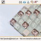 Cristal de piedra del mosaico de Cerámica para Decoración de pared